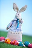 Easter symbols Royalty Free Stock Images