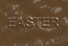 Easter (Text serie) Royalty Free Stock Photography