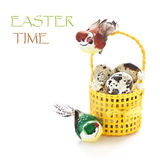 Easter time. Royalty Free Stock Photography
