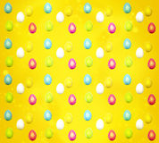 Easter Time Colorful Design Royalty Free Stock Images