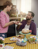 Easter time is coming Stock Photography