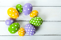 Easter time decoration Royalty Free Stock Photos