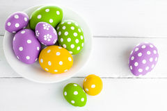 Easter time decoration Royalty Free Stock Photo