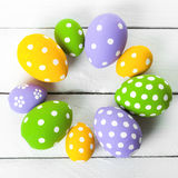 Easter time decoration Royalty Free Stock Images