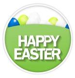 Easter Time. Festive graphic illustration design Stock Image