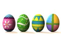 Easter time. Stock Photography