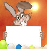 Easter Time. Fresh Creative Design Royalty Free Stock Photos