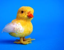 Easter Toy Chick Stock Image