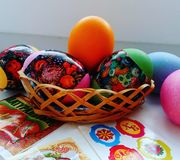 Easter traditions Royalty Free Stock Photography