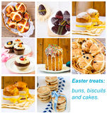 Easter treats Royalty Free Stock Photography