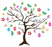Easter tree Royalty Free Stock Photos
