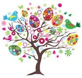 Easter Tree Royalty Free Stock Photos