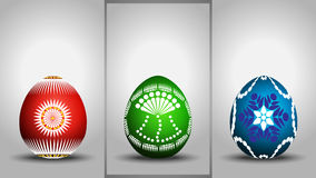 Easter tricolour Stock Image