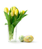 Easter Tulips Royalty Free Stock Photo