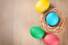 Easter up Stock Images