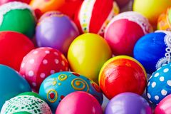 Easter variety Royalty Free Stock Photography