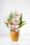 Easter vase Royalty Free Stock Image