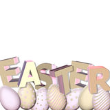 Easter vector Royalty Free Stock Photography