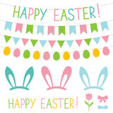Easter vector decoration Royalty Free Stock Photography