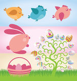 Easter-2015 Stock Image