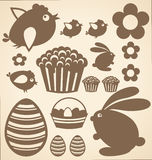 Easter-2015 Royalty Free Stock Photography