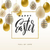 Easter vector illustration Royalty Free Stock Image