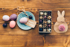 Easter vibes. stock images