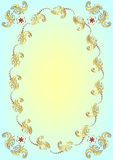 Easter vintage background Royalty Free Stock Photos