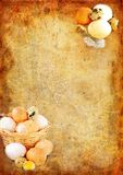 Easter vintage background Royalty Free Stock Photo