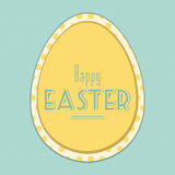 Easter vintage background Stock Photography