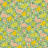 Easter wallpaper-1 Imagem de Stock