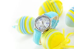 Easter watch Stock Photo