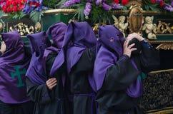 Easter week in Spain Stock Images