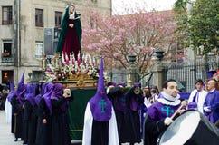 Easter week in Spain Royalty Free Stock Images