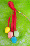 Easter whip Royalty Free Stock Photos