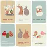 Eastercards Stock Images