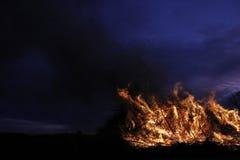 Easterfire Immagini Stock Libere da Diritti