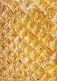 Eastern baklava Stock Photo