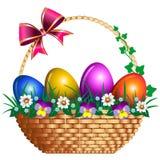 Eastern basket Stock Images