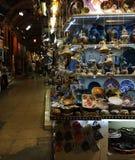 Eastern bazaar Stock Photos