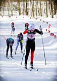 Eastern Canadian Championships Stock Photography