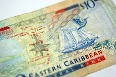 Eastern carribean money Stock Image