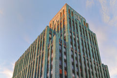 Eastern Columbia Building in downtown Los Angeles Stock Photo