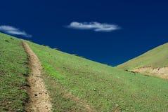 Eastern Crimean landscape Stock Image