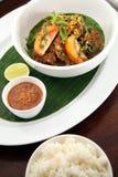 Eastern cuisine Stock Image
