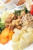 Eastern cuisine stock photo