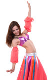 Eastern dancer Stock Photo