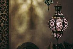 Eastern decorative lamp Stock Image