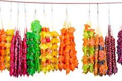 Eastern delicacy churchkhela Stock Image