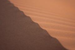 Eastern Desert. The sand dunes in the eastern desert royalty free stock photos